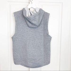 IVY PARK Quilt Stitch Logo Knit Vest